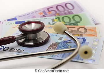 Costs and revenues in the health sector