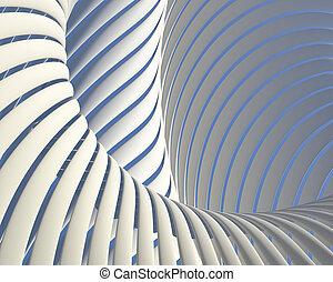 Creative curves conceptual design