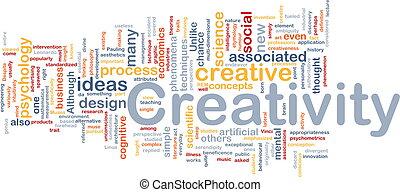 Background concept illustration Creativity creative mental