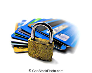 Credit card security safety