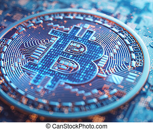 Cryptocurrency Digital Global Business