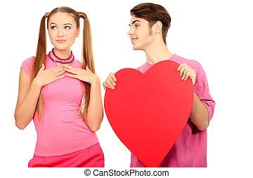 dating love