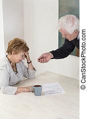 Deciding to divorce