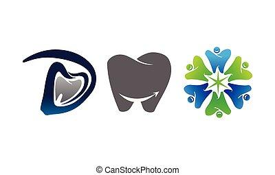 Dental Care Template Set