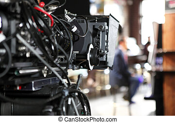 Digital cinema camera