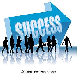 Direction - Success