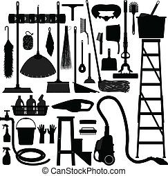 Domestic Household Tool equipment