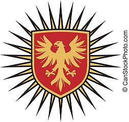 eagle coat of arms design
