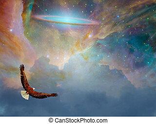 Eagle in fantasy Flight