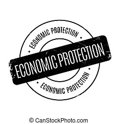 Economic Protection rubber stamp