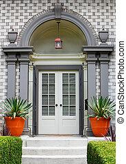 Elegant Home Front Door
