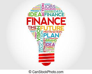 FINANCE bulb