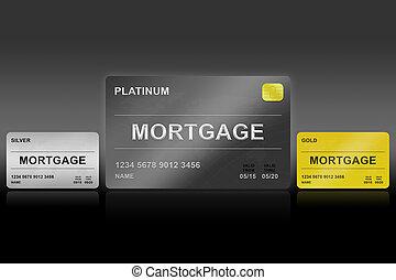financial mortgage platinum card