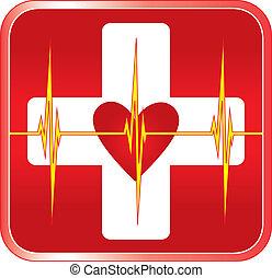 First Aid Medical Symbol