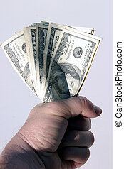 fistfull o dollars#1