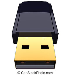 Flash drive usb