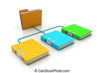 Folder and Document
