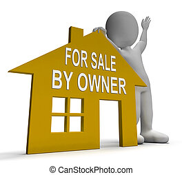 For Sale By Owner House Shows Selling Without Agent
