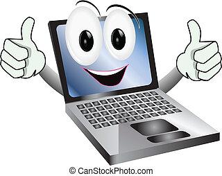funny laptop