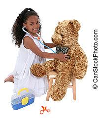 Girl Child Doctor