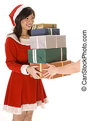 Giving Away Presents