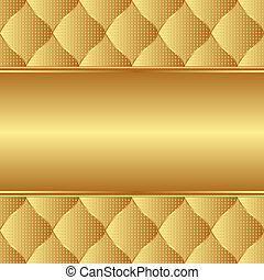 golden background with copy space