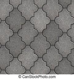 Pavement. Seamless Tileable Texture.