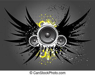 Grunge music