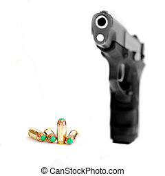 Gun and Right to Bear Arms