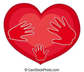 Hands on Heart