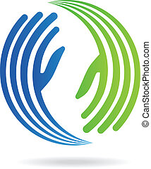 Hands Pact image logo