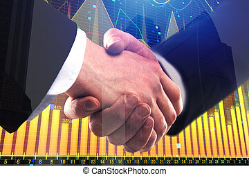 Partnership and stock concept