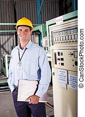 industrial technician