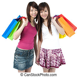 Happy Shoppers