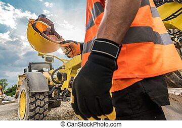 Hard Hat Construction Safety