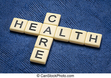 health care crossword