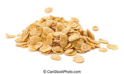 heap of cornflakes