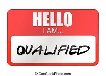 Hello I am qualified tags. Illustration design