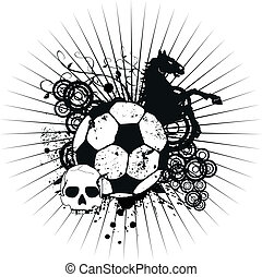 heraldic soccer coat of arms crest4