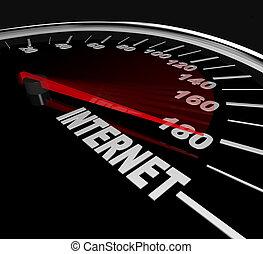High Speed Internet - Measuring Web Traffic or Statistics