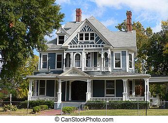 Historic Victorian Style House