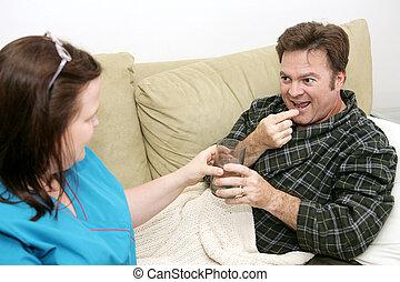 Home Health - Pills