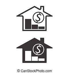 real estate property price decreas