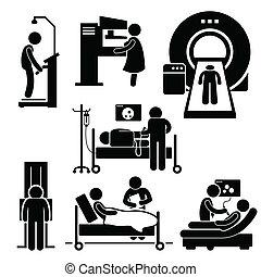 Hospital Medical Checkup Diagnosis