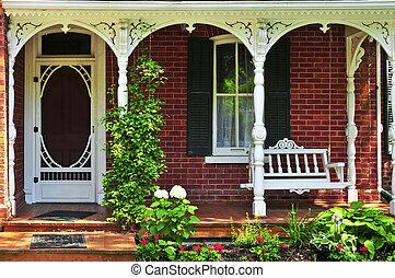 House porch
