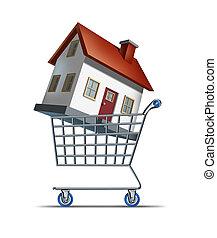 House Shopping