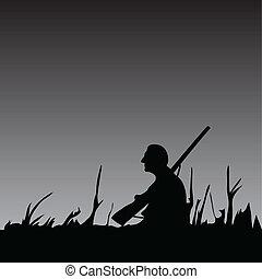 Hunter in the Night