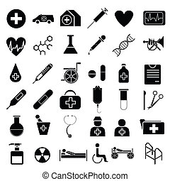 medical equipment vector