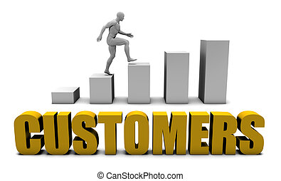 Increase Your Customers or Business Process as Concept