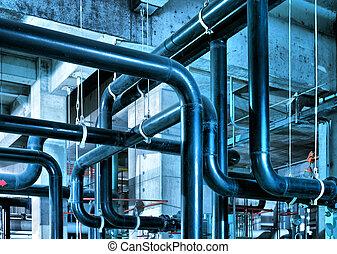Industrial Zone pipeline